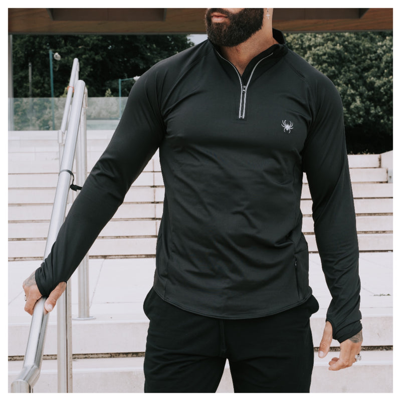 Blaze Black Performance Top
