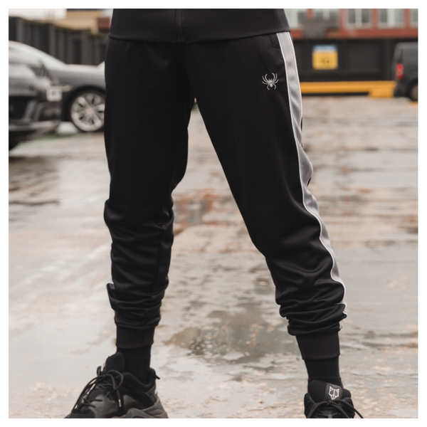 Sterling Jogger Black/Grey