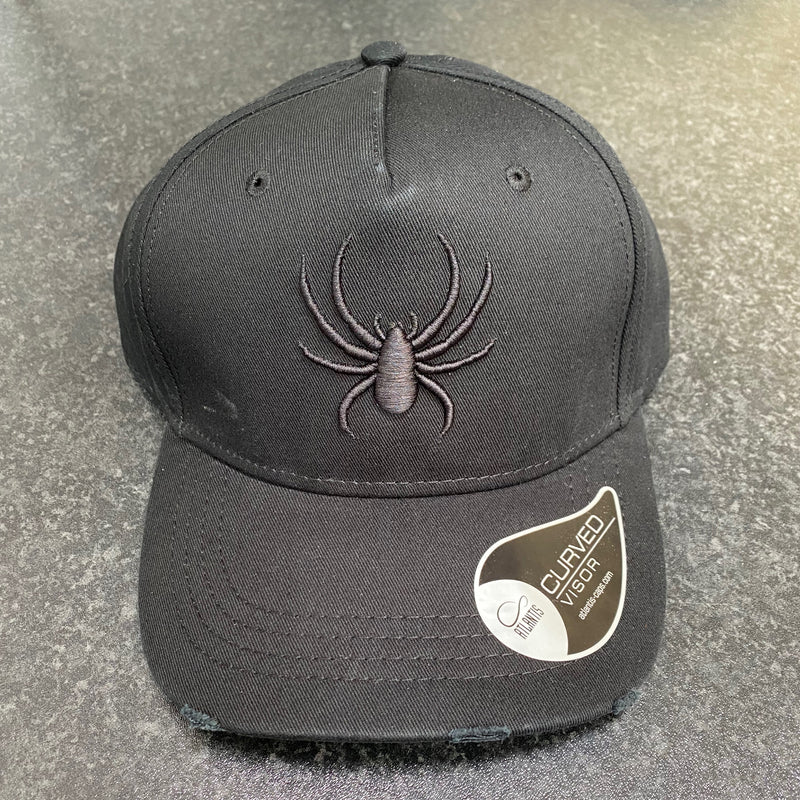 Spider Trucker Black