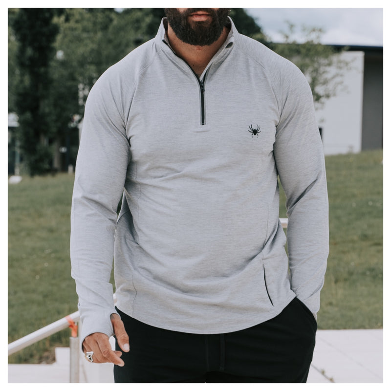 Blaze Grey Performance Top