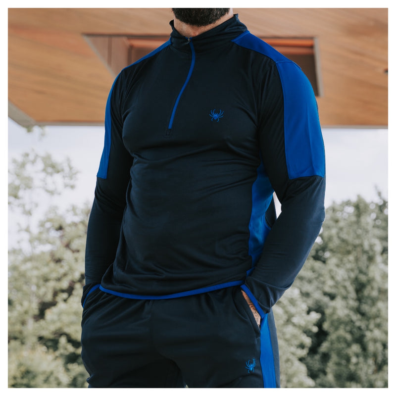 Merlin Performance Top Navy