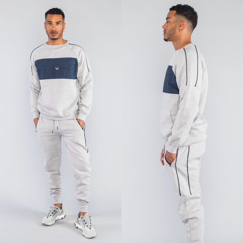 Olympic Tracksuit Grey