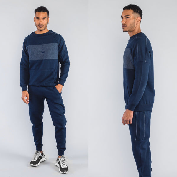 Olympic Tracksuit Navy