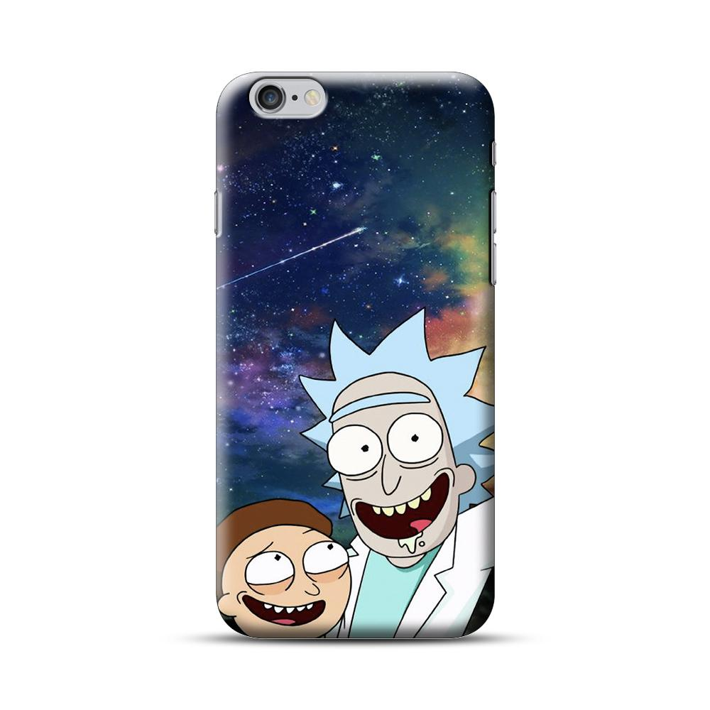Rick And Morty Selfie iPhone 6 Plus / 6S Plus Case