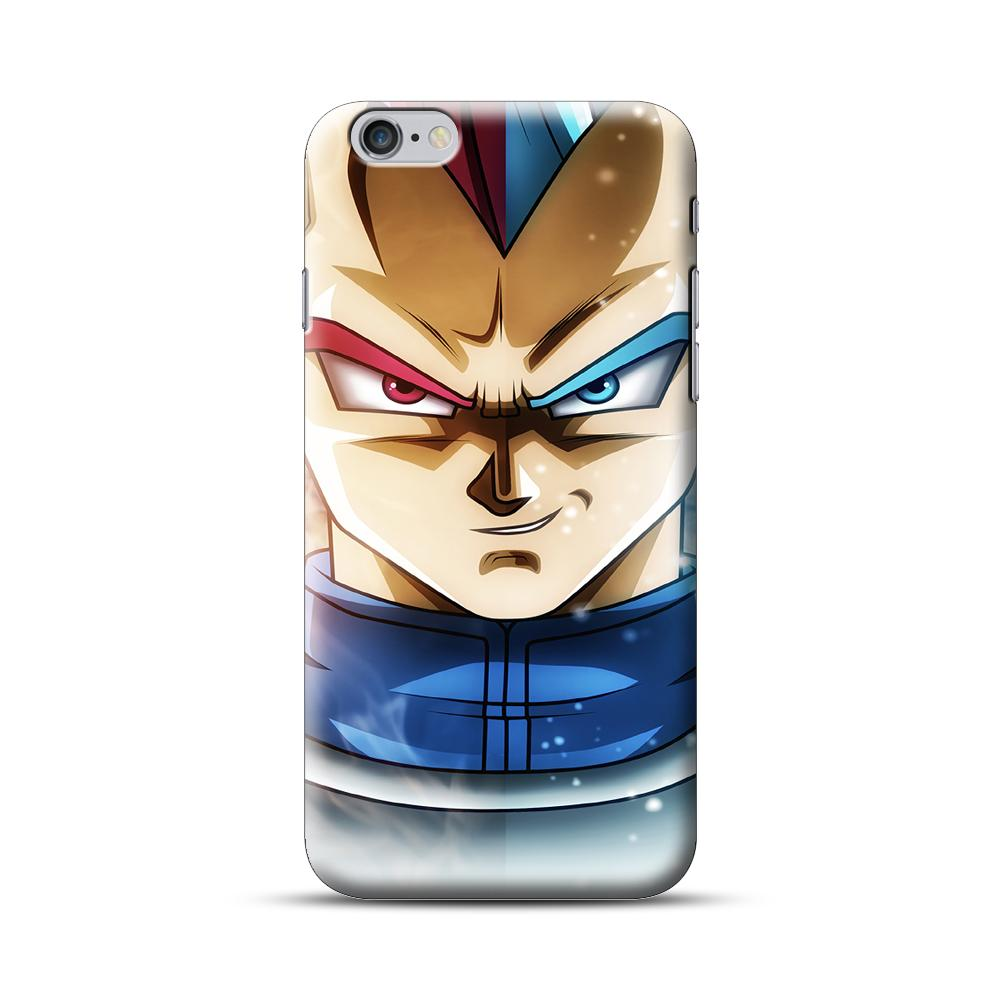 Vegeta Fan Art iPhone 6 Plus / 6S Plus Case