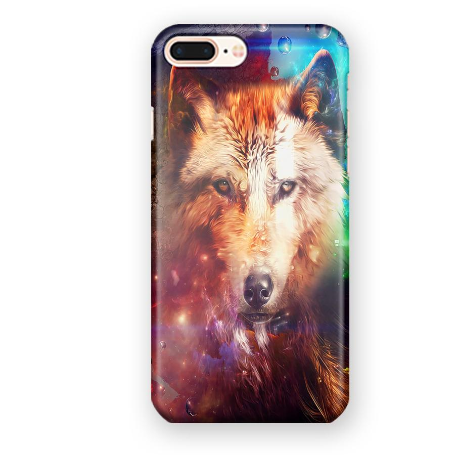 Galaxy Wolf iPhone 7 Plus / 8 Plus Case