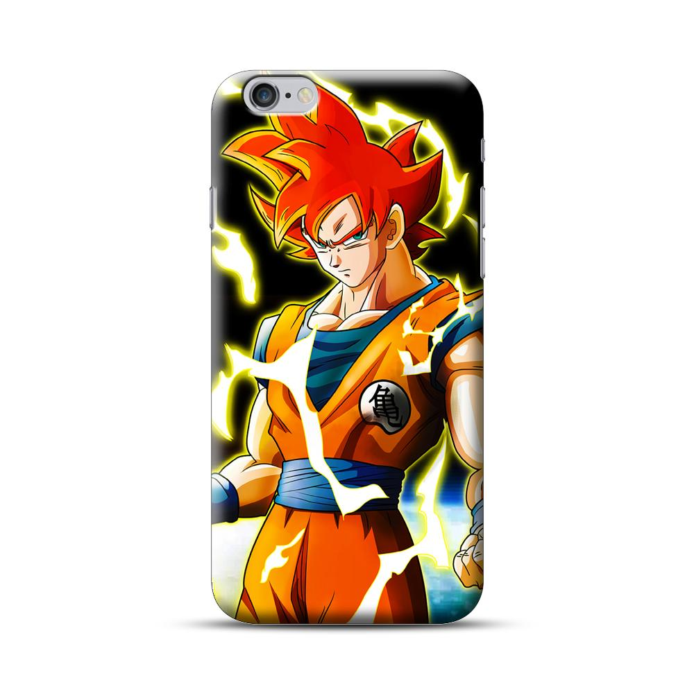 Dragon Ball Z Battle Of Gods iPhone 6 Plus / 6S Plus Case
