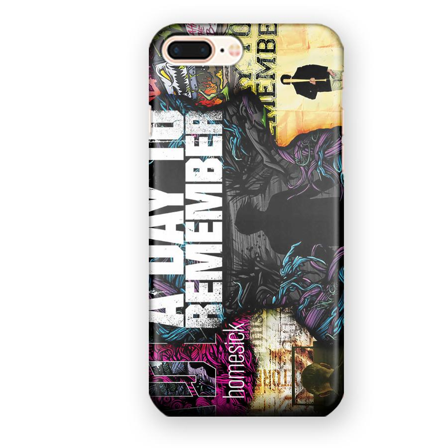 A Day to Remember Music Homesick iPhone 7 Plus / 8 Plus Case