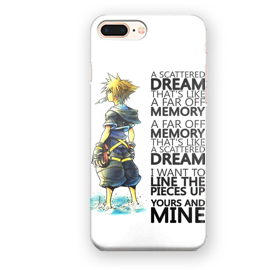A Scattered Dream Kingdom Hearts iPhone 7 Plus / 8 Plus Case