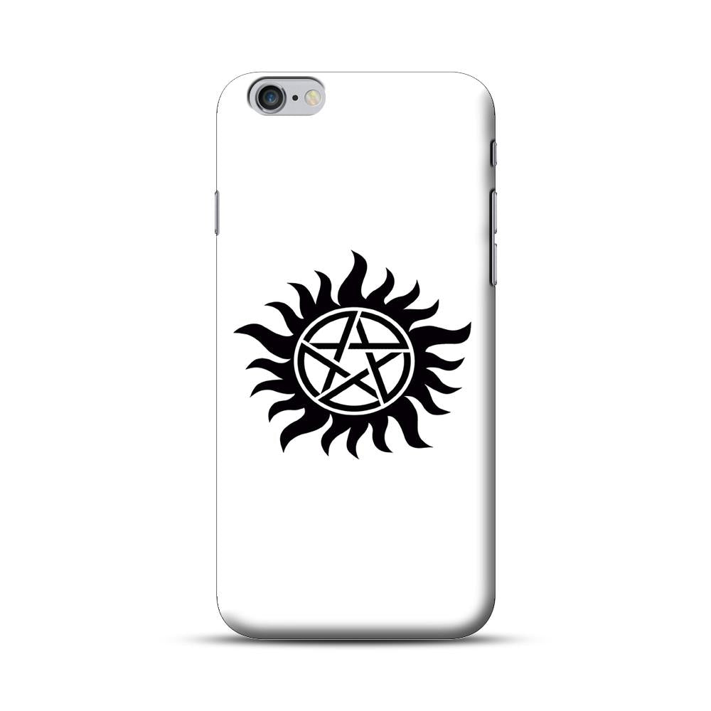 Supernatural Anti Possession Logo iPhone 6 Plus / 6S Plus Case