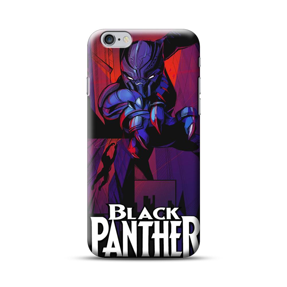 Black Panther Poster iPhone 6 Plus / 6S Plus Case