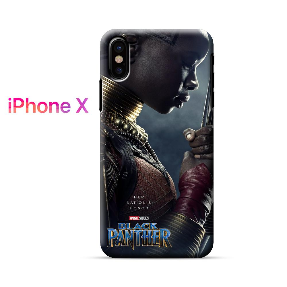 Black Panther Her Nations Honor iPhone X Case