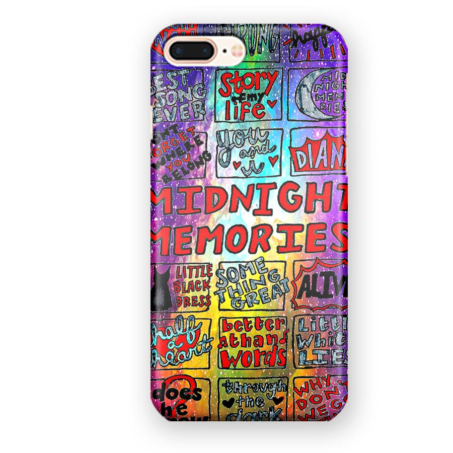 1D Midnight Memories Collage iPhone 7 Plus / 8 Plus Case