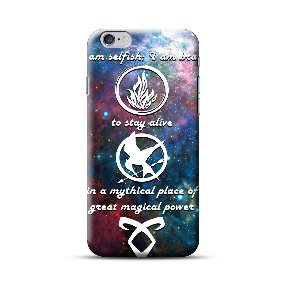 Divergent Logo Quotes iPhone 6 Plus / 6S Plus Case