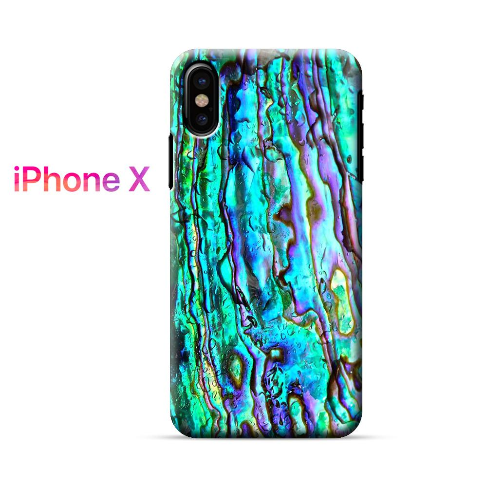 Abalone Shell iPhone X Case