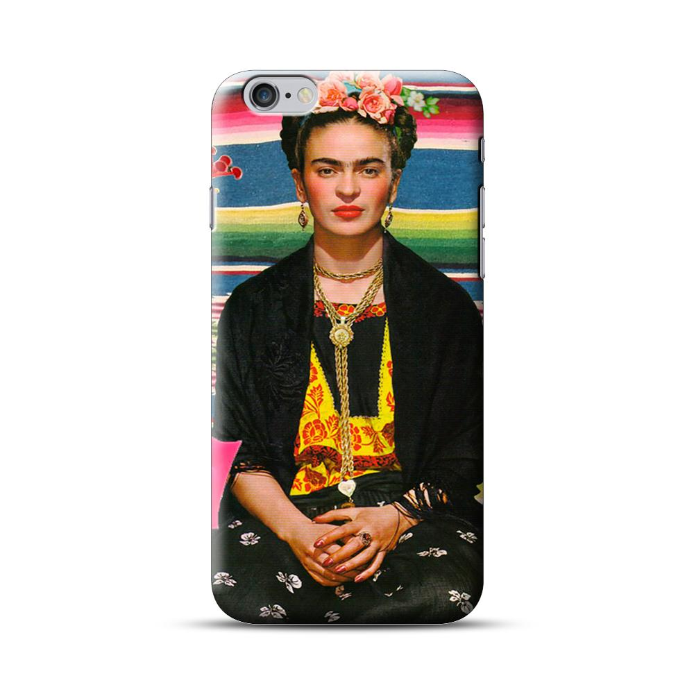 Frida Kahlo Mexican Style iPhone 6 Plus / 6S Plus Case