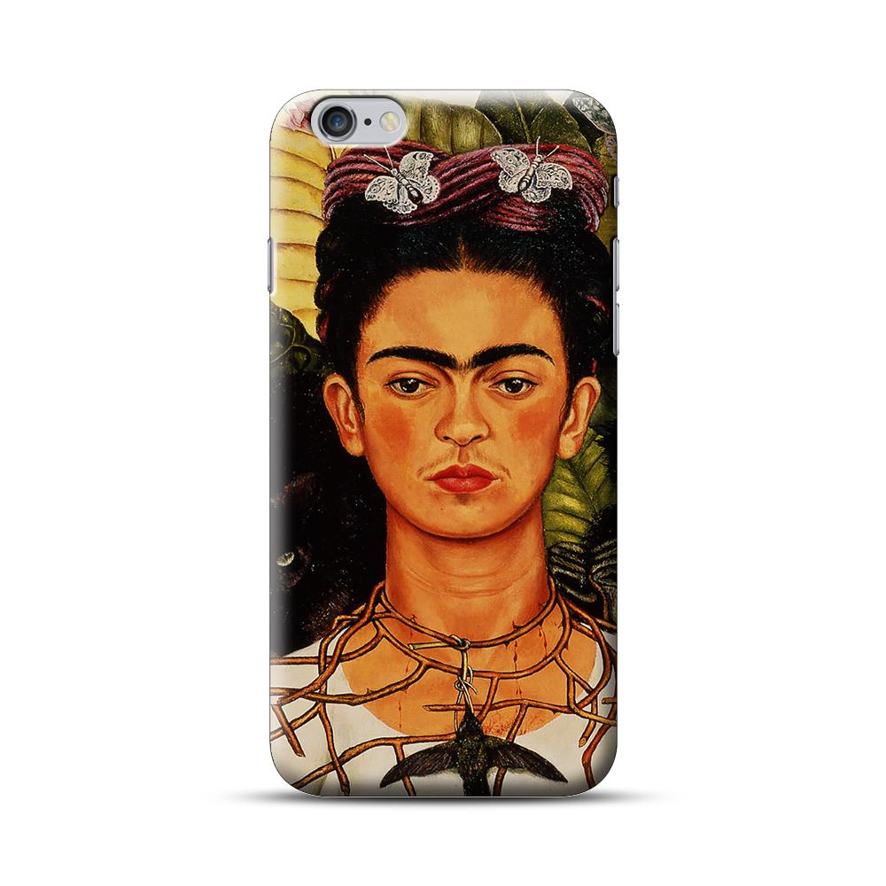 Frida Kahlo Self Portrait iPhone 6 Plus / 6S Plus Case