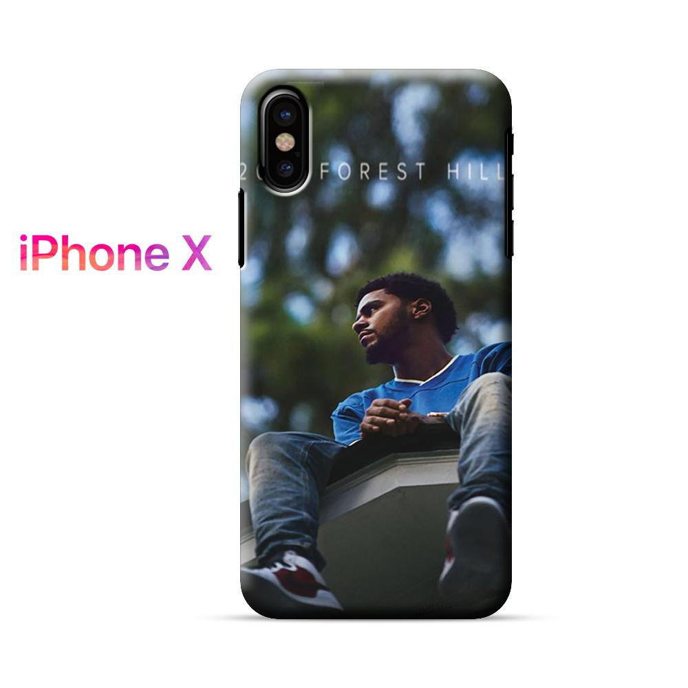 2014 Forest Hills J Cole iPhone X Case