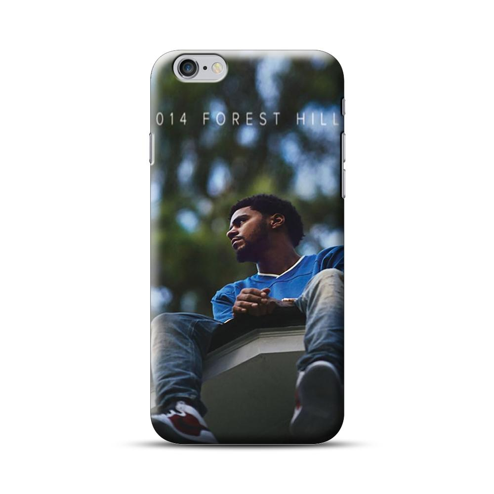 2014 Forest Hills J Cole iPhone 6 Plus / 6S Plus Case