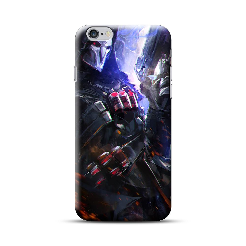 Overwatch Reaper iPhone 6 Plus / 6S Plus Case