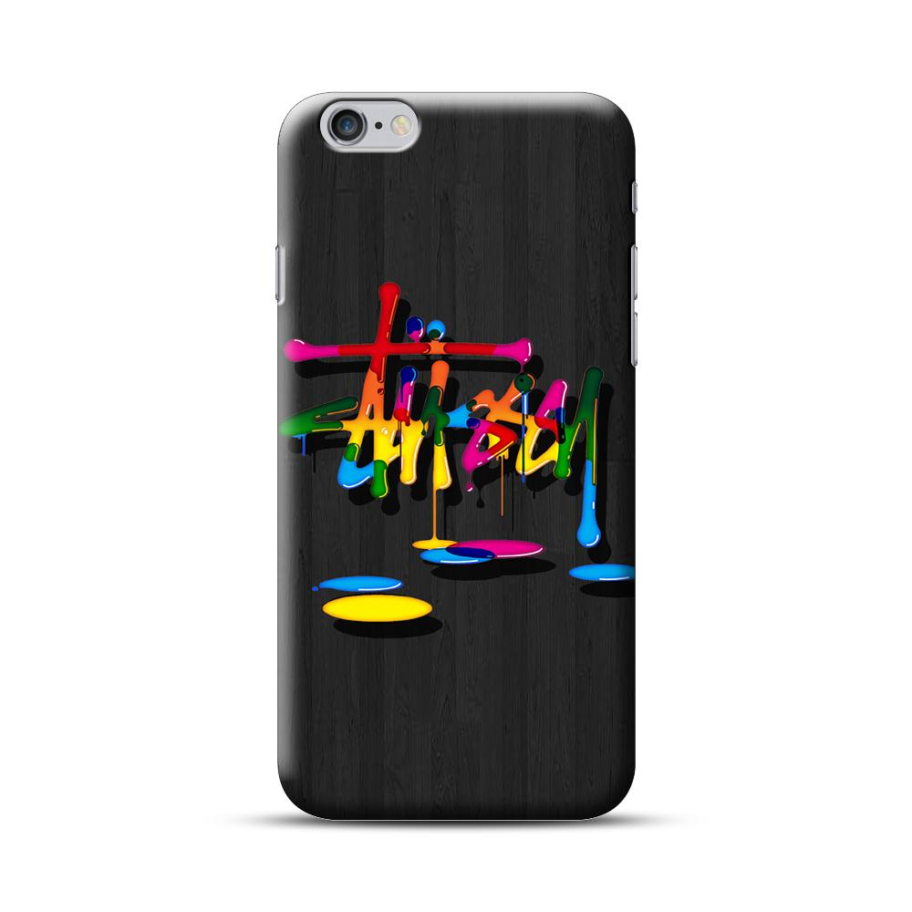 Stussy Painting Splash iPhone 6 Plus / 6S Plus Case