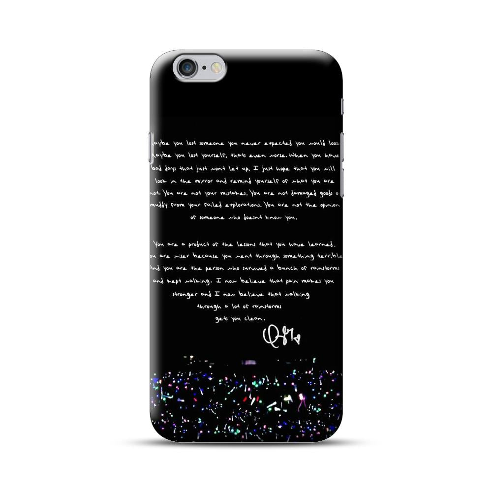 May Be You Lost Someone iPhone 6 Plus / 6S Plus Case