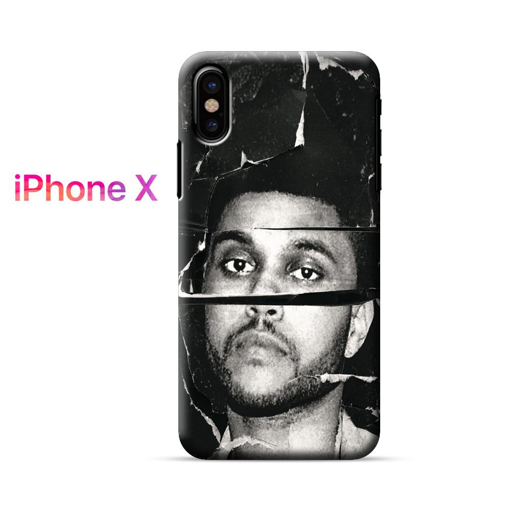 Beauty Behind The Madness The Weeknd iPhone X Case