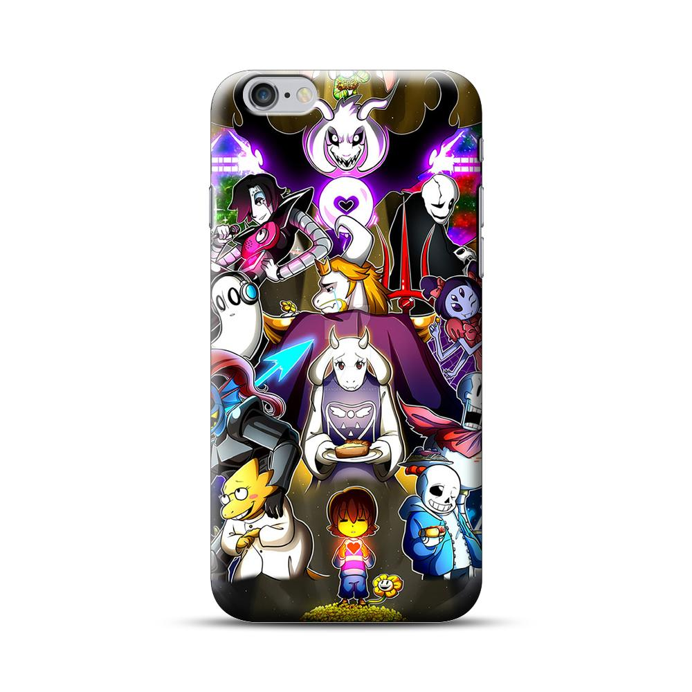 All Undertale Characters iPhone 6 Plus / 6S Plus Case