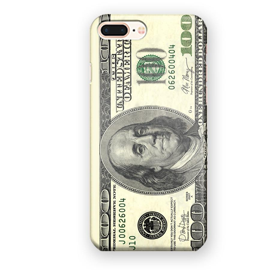 100 Dollar iPhone 7 Plus / 8 Plus Case