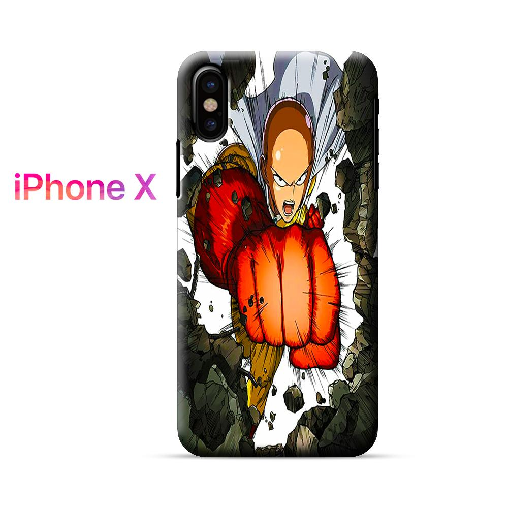 One Punch Man iPhone X Case
