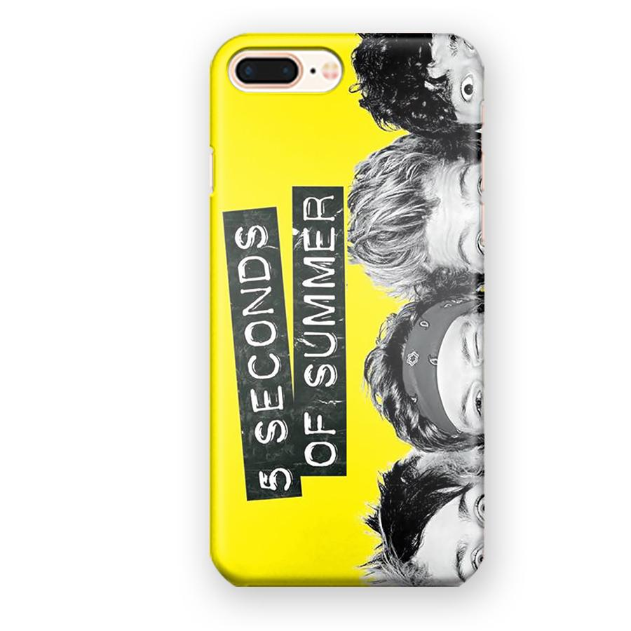 5 Seconds Of Summer Eyes iPhone 7 Plus / 8 Plus Case