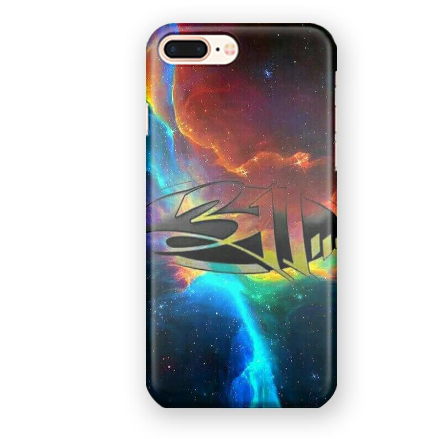 311 Logo Nebula iPhone 7 Plus / 8 Plus Case