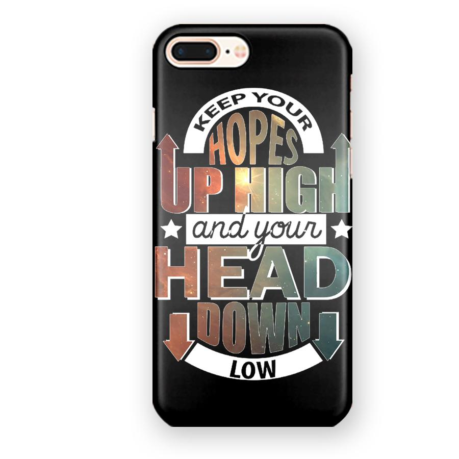 A Day To Remember All I Want Lyrics iPhone 7 Plus / 8 Plus Case