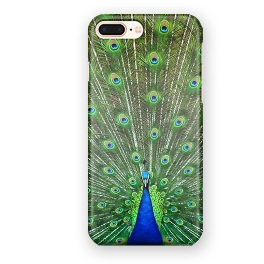 A Beautiful Peacock With Blue Feather iPhone 7 Plus / 8 Plus Case
