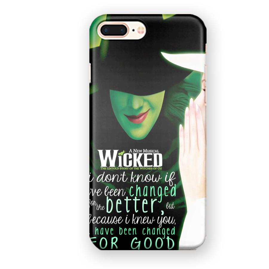 A New Musical Wicked Quotes iPhone 7 Plus / 8 Plus Case
