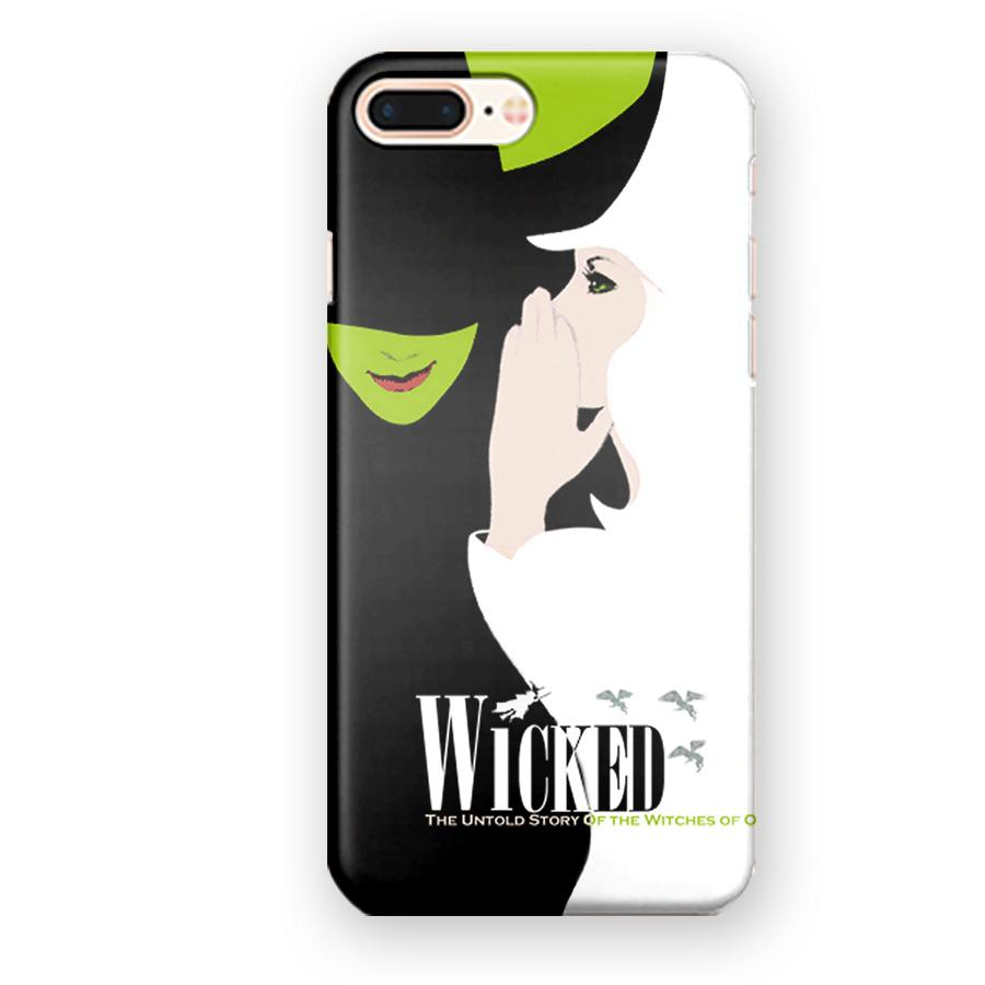 A New Musical Wicked Poster iPhone 7 Plus / 8 Plus Case