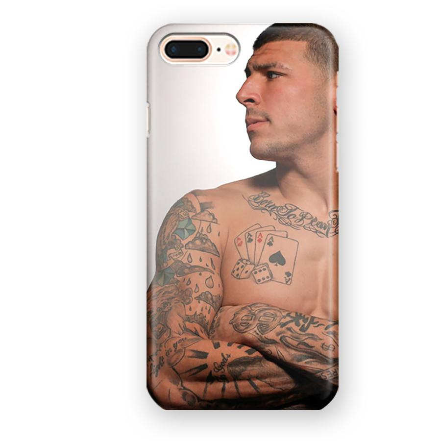 Aaron Hernandez iPhone 7 Plus / 8 Plus Case