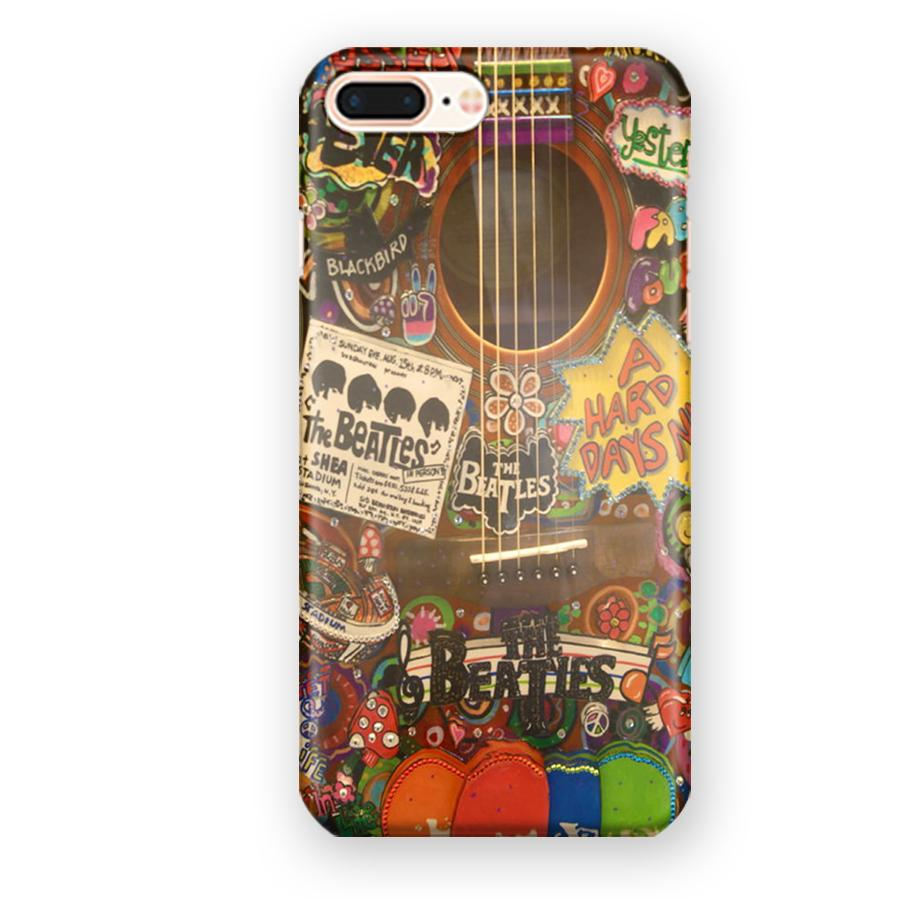 The Beatles Guitar Art iPhone 7 Plus / 8 Plus Case