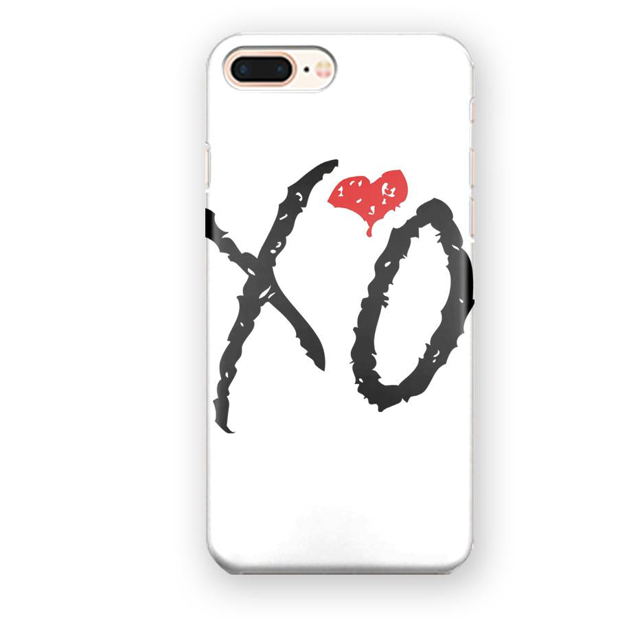 XO Weeknd Logo iPhone 7 Plus / 8 Plus Case