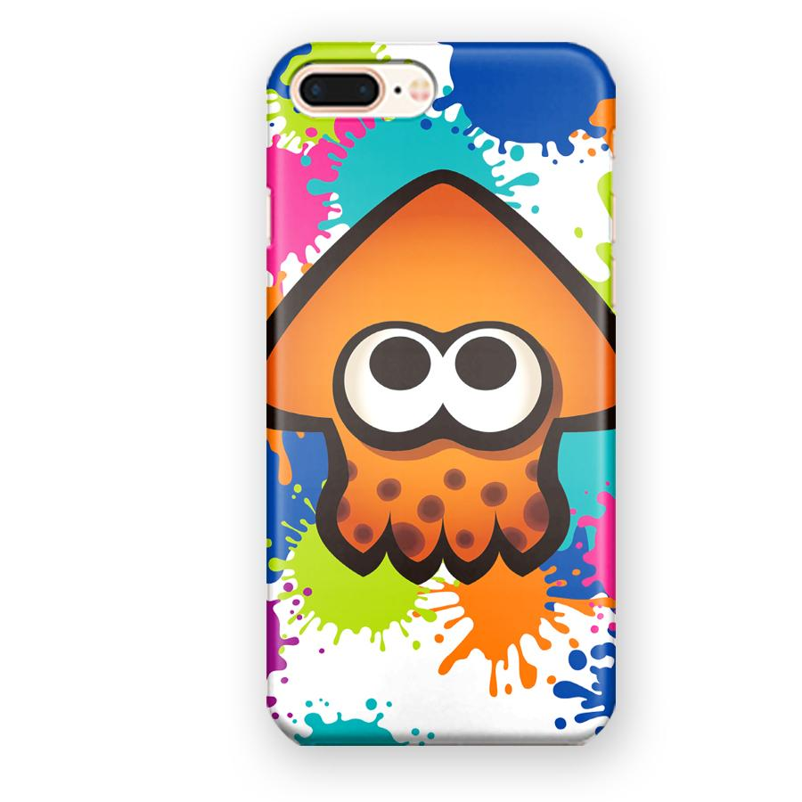 Splatoon Splatter iPhone 7 Plus / 8 Plus Case