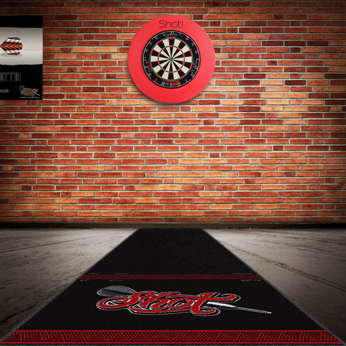 All you need to know about Bristle Dartboards