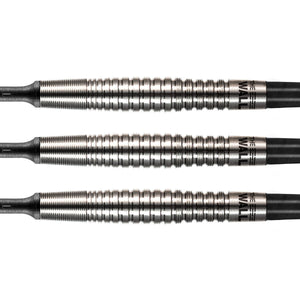 Martin Schindler Soft Tip Dart Set-70% Tungsten Barrels - Shot Darts New Zealand