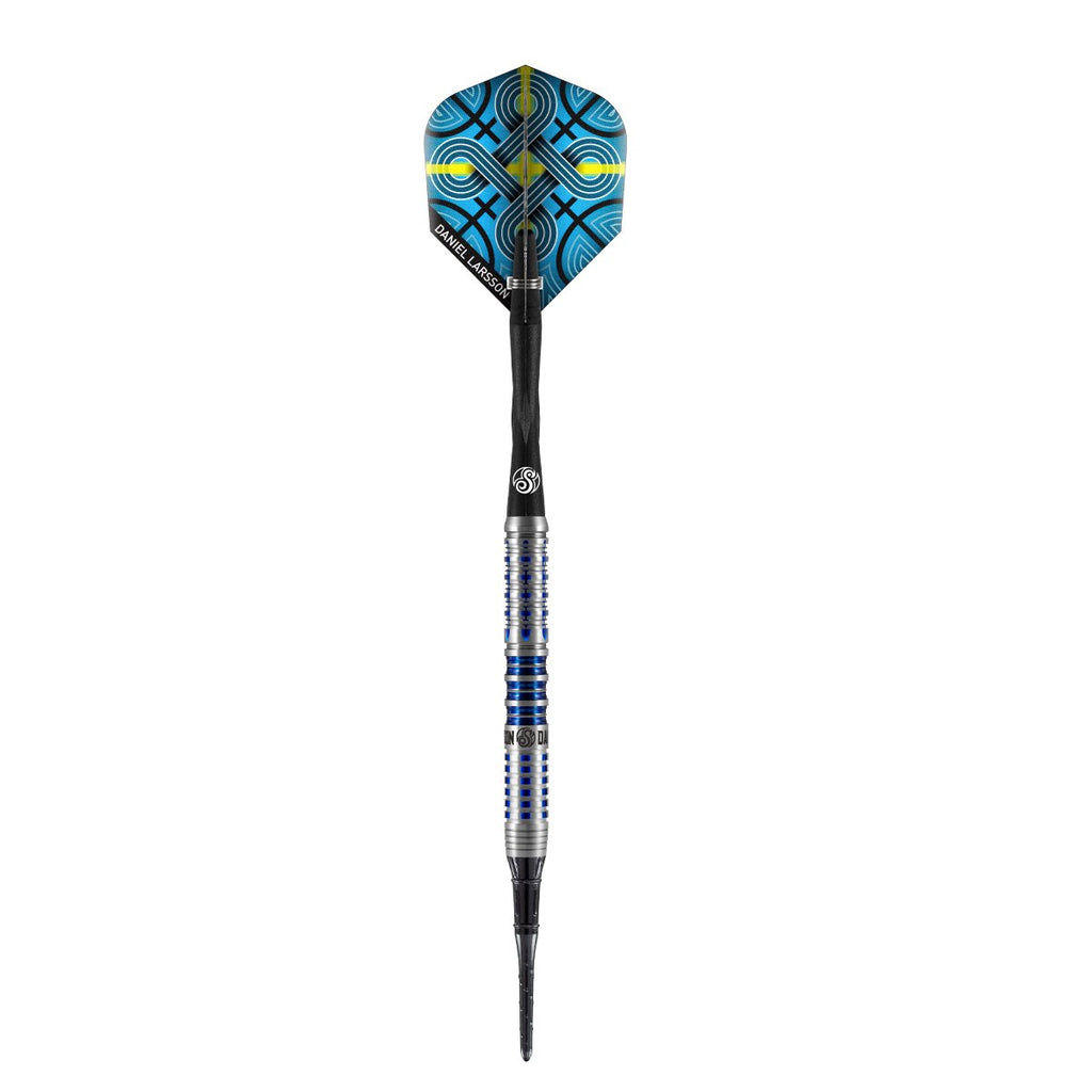Shot Pro Series-Daniel Larsson Soft Tip Dart Set-90% Tungsten Barrels