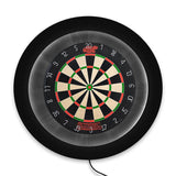 dartboard lighting system light surround