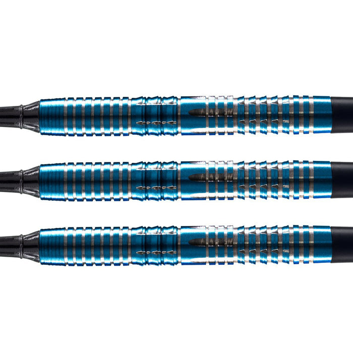 Wild Frontier Trailblazer Soft Tip Dart Set-90% Tungsten Barrels - Shot Darts New Zealand