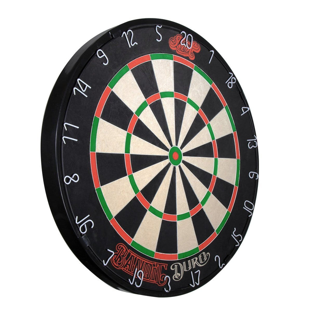 Shot Bandit Duro Bristle Dartboard - Shot Darts