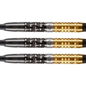 Shot Pro Series-Robert Heckman Dragon-Soft tip Dart Set-90% Tungsten Barrels - Shot Darts New Zealand