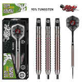 Shot Pro Series-Tori Kewish Steel Tip Dart Set-90% Tungsten Barrels - Shot Darts New Zealand