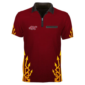 Shot Roman Empire Dart Shirt - Shot Darts New Zealand