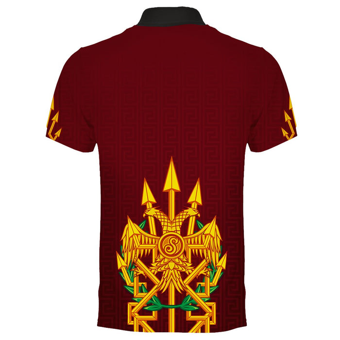 Shot Roman Empire Dart Shirt - Shot Darts